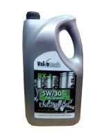 5W30 FULLY SYNTHETIC VAG ENGINE OIL VALVOTECH API SN/CF 5L LITRE RX-1